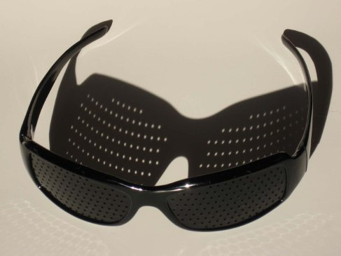 avantaje pentru ochelarii pinhole